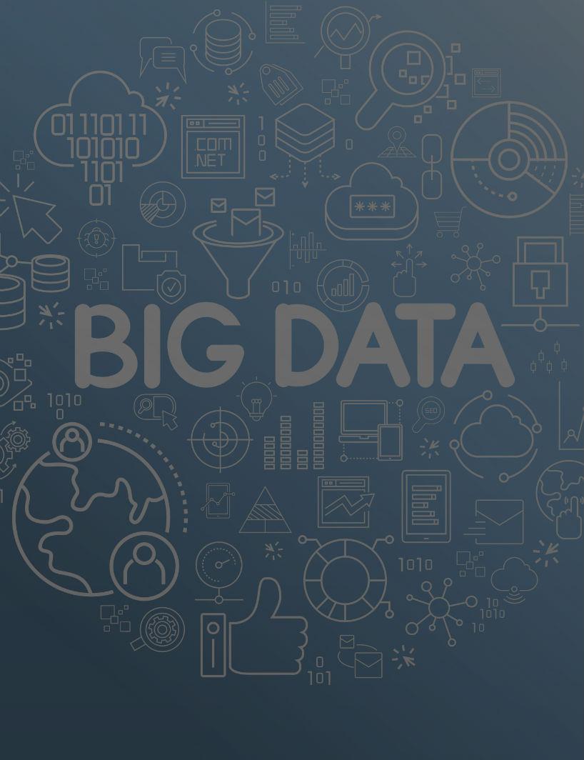 Big Data, BI and Analytics