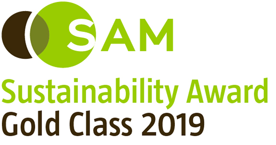 RobecoSAM Sustainability Award 2019