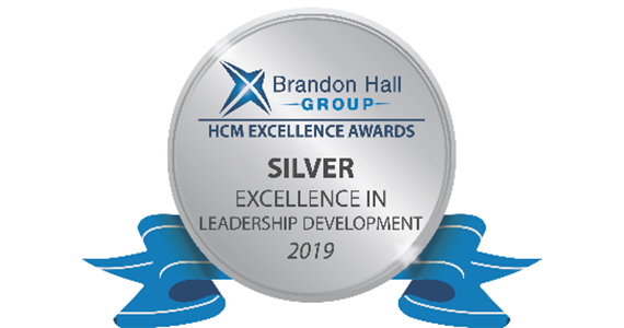 Brandon Hall Group Excellence Awards Program, 2019 - Excellence in Leadership Development