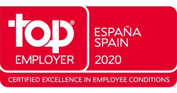 Top Employers España Certification 2019
