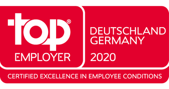 Top Employers Deutschland Certification 2019