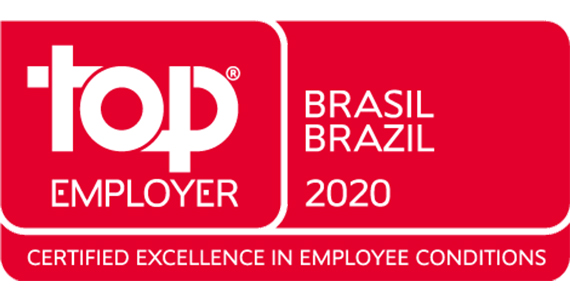 Top Employers Brasil certificatio 2019