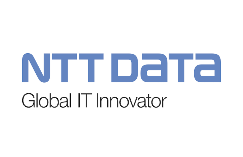 2012, ntt data logo