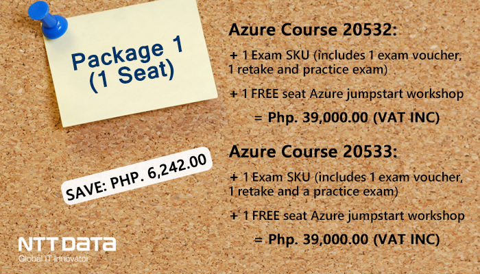 Azure Package 1